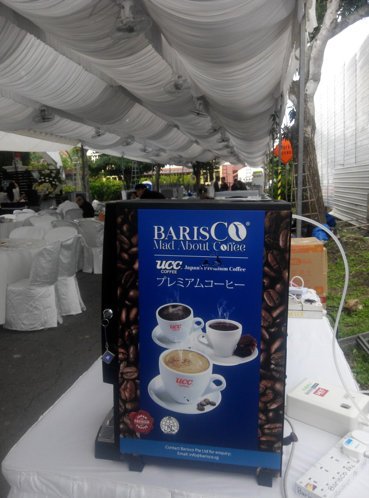 Coffee Machine Rental for Funeral Services