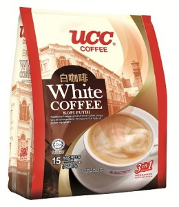 UCC-3in1 WhiteCoffee