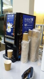 Coffee Machine Rental for Parties