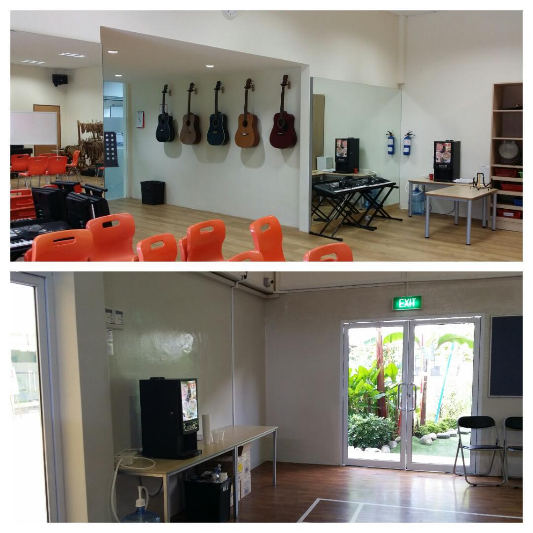Coffee Machine Rental Singapore SG for Music Room and Auditorium