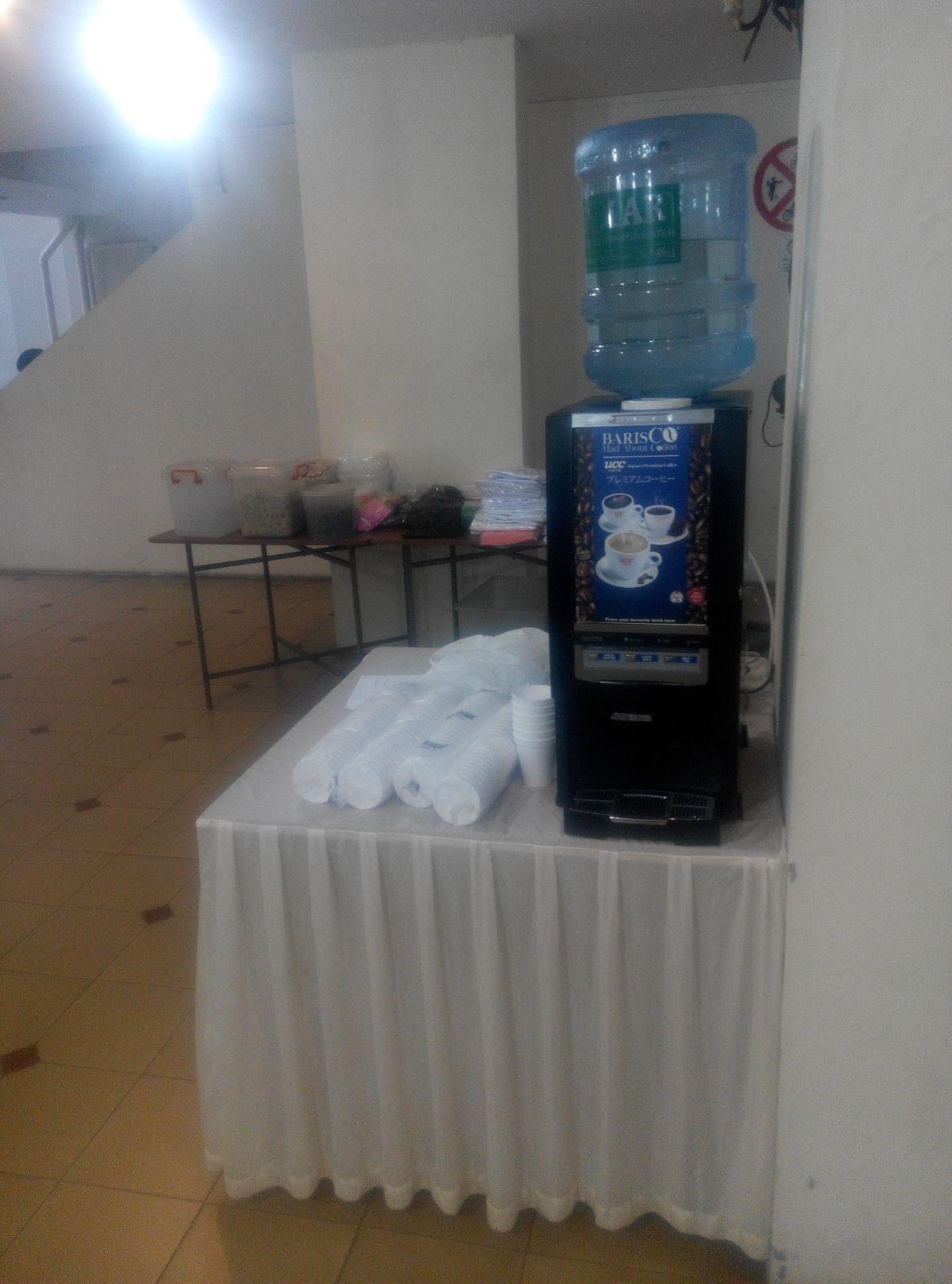 machine rental
