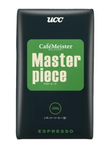 UCC Masterpiece Espresso Bean 500g