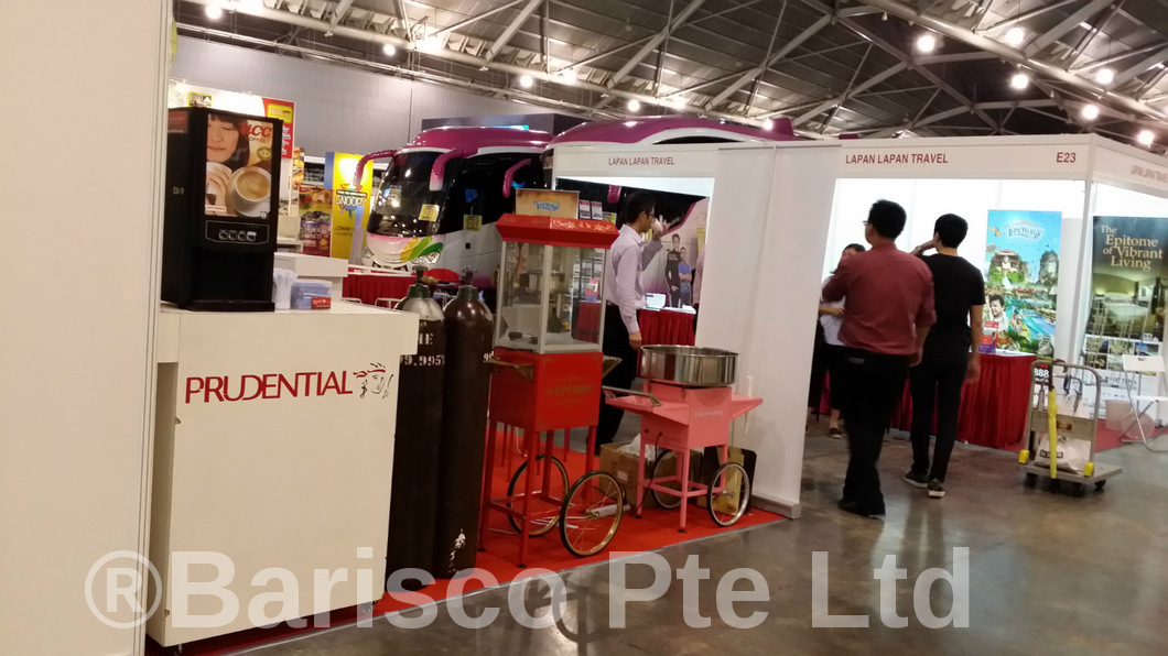 Singapore Coffee Machine Rental- Travel Malaysia by Prudential